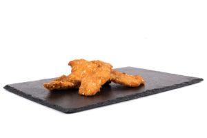 kuřecí mini řízečky v sezamu