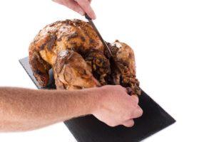 pečený krocan s nádivkou1 m