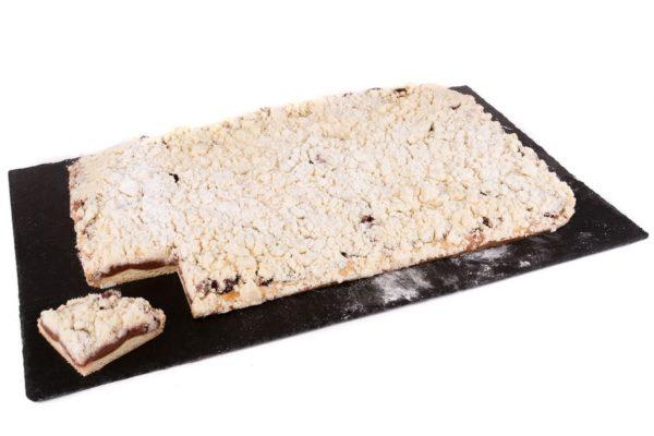 Drobenkovy kolac s svestvkovou naplni